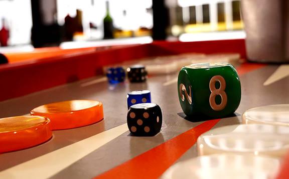 Stages de Backgammon<br />
